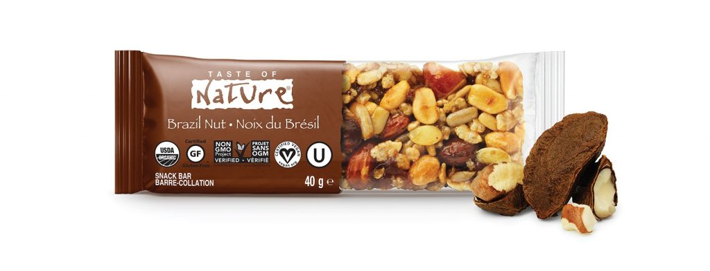 Taste of Nature Brazil Nut 40g