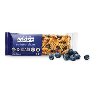 Blauwe Bes snackreep