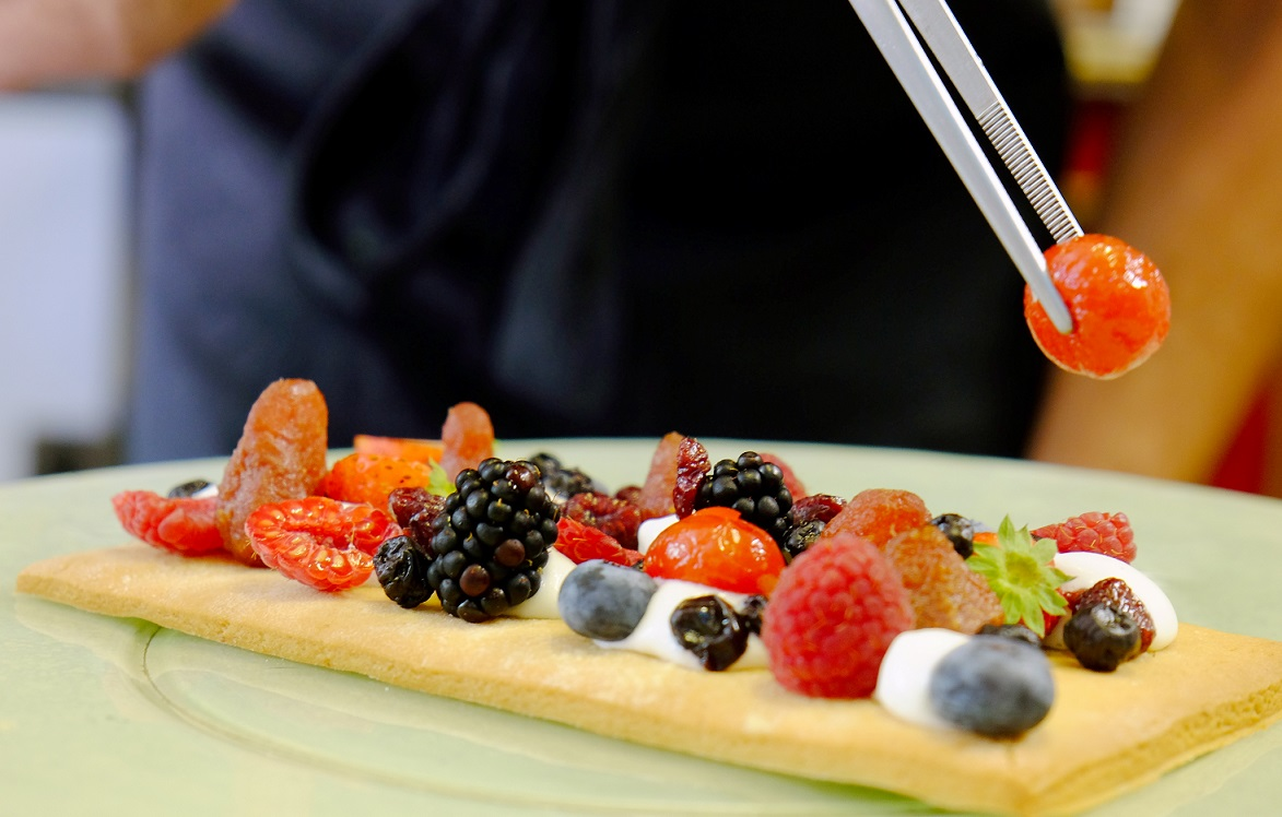 afvallen met gedroogd fruit